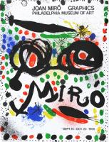 Joan Miro - Graphics by Joan Miró