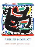 Atelier Mourlot by Joan Mir�