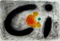 Composition 3 by Joan Miró