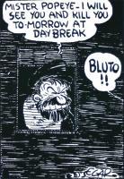 Bluto by John Patrick Reynolds