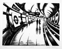 Tube Home by John  Duffin