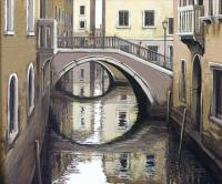 Bridge to the Campo by Kathleen Caddick