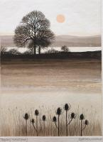Teasles  by Kathleen Caddick