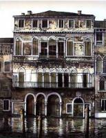 Palazzo da Mosta by Kathleen Caddick
