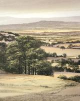 Church Down Hill by Kathleen Caddick