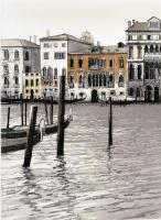 Grand Canal by Kathleen Caddick