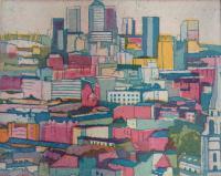 City Rooftops by Karen Keogh RE