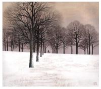 Walk in the Snow by Kathleen Caddick