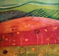 Distant Hills by Louise Davies