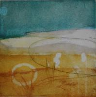 Golden Sands  by Louise Davies