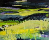 Moonlight over the Moors  by Louise Davies