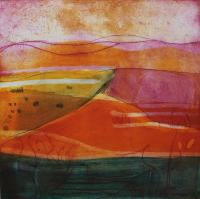 September Glow  by Louise Davies