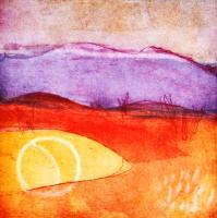 Purple Mist by Louise Davies