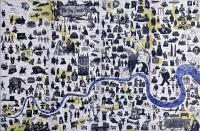 London Map of Days by Mychael Barratt PRE