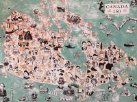 Canada 150 by Mychael Barratt PRE