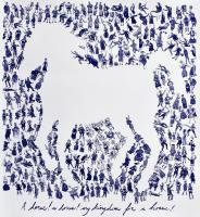 A Horse! A Horse! My Kingdom for a Horse! by Mychael Barratt PRE