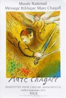 Message Biblique by Marc Chagall
