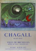 Oeuvre Grave by Marc Chagall