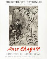 The Vision by Marc Chagall