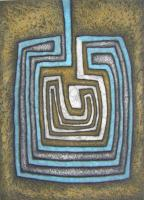 Labyrinth VII by Mike Tingle