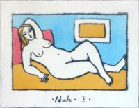 Nude I by Mike Tingle