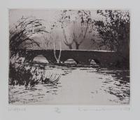 Widford by Norman Ackroyd CBE, RA, ARCA, RE, MA