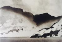 Mingulay Bay by Norman Ackroyd CBE, RA, ARCA, RE, MA