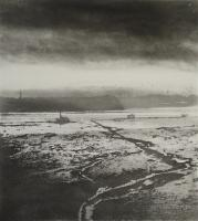 The Stour in Winter by Norman Ackroyd CBE, RA, ARCA, RE, MA