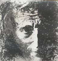 Self Portrait by Norman Ackroyd CBE, RA, ARCA, RE, MA