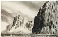 Shiant Garbh Eilean (2010) by Norman Ackroyd CBE, RA, ARCA, RE, MA