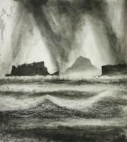 Treshnish Islands - Hebrides by Norman Ackroyd CBE, RA, ARCA, RE, MA