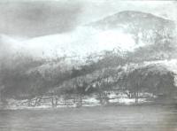Windermere in Winter by Norman Ackroyd CBE, RA, ARCA, RE, MA