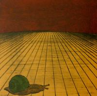 No. 34 of Mitate series. Snail by Nana  Shiomi RE