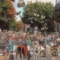 Abbey Road - Parade ( London Suite ) by Sir Peter Blake