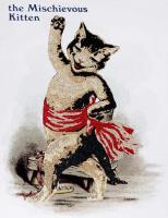 Reclaimed Icons: Kitten by Sir Peter Blake