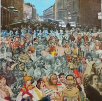 Petticoat Lane - One Hundred Women ( London Suite ) by Sir Peter Blake