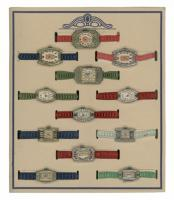 Found Art-Watches by Sir Peter Blake