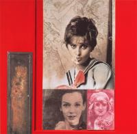 Girlie Door by Sir Peter Blake