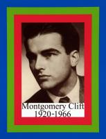 Legends - Montgomery Clift by Sir Peter Blake