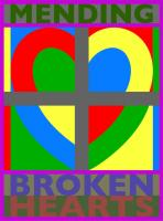 Mending Broken Hearts by Sir Peter Blake