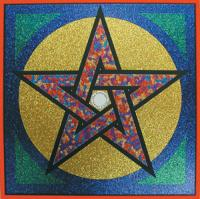 Pentangle by Sir Peter Blake