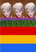 Tuesday Weld by Sir Peter Blake