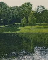 Heath Pond by Phil Greenwood