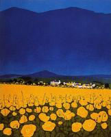Red doors by Phil Greenwood