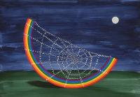 Web Bow by Patrick Hughes