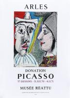 Donation Picasso, 57 Dessins by Pablo Picasso