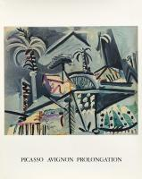 Avignon Prolongation by Pablo Picasso