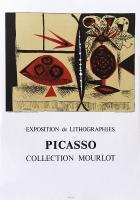 Exposition de Lithographies- Mourlot by Pablo Picasso