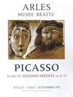 Musee Reattu- Arles by Pablo Picasso