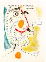 16.5.64 II by Pablo Picasso